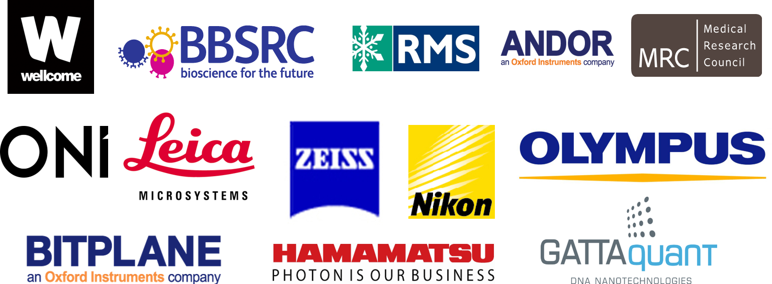 ESRIC Partner Logos for 2018